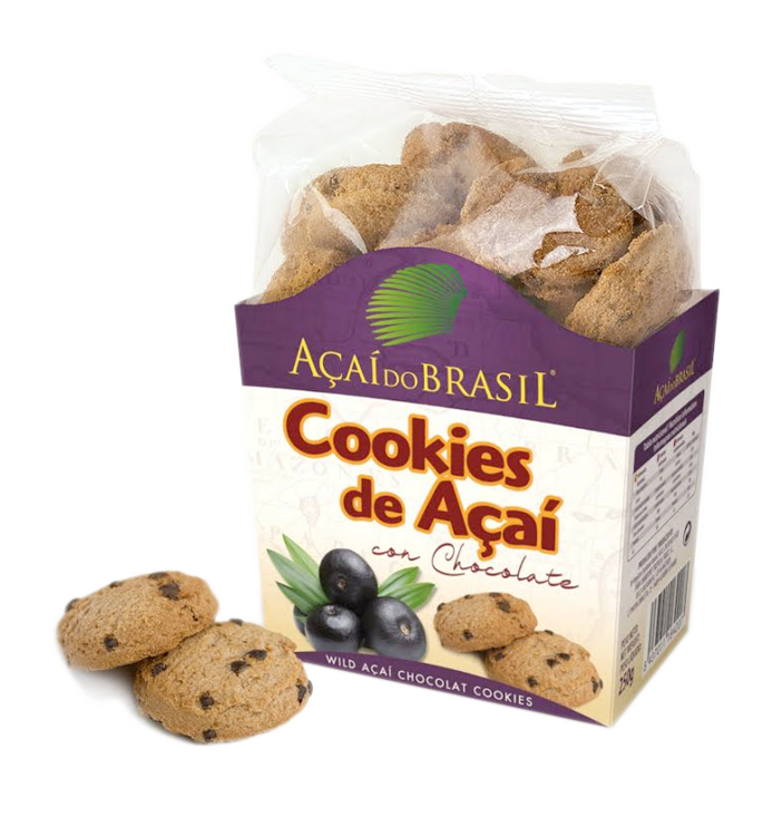 Cookies açai